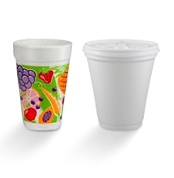 Foam Drink Cups