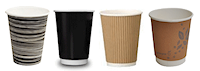 Disposable Paper Coffee Cups for Takeaway