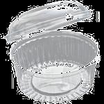 Show Bowls - Plastic Hinged Lid