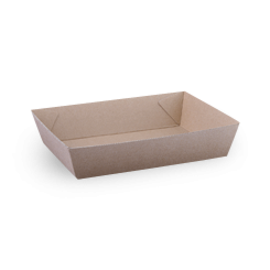 #3 (180x134x45) Brown Kraft Open Tray