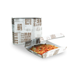 Pizza (163x163x47) Enviro Range Box