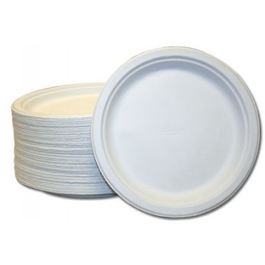 6.75inch Chinet Premium Round White Paper Plate  sc 1 st  Food Packaging Online & Paper Plates :: Food Packaging Online