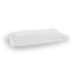 Clear Lid (172x120) for Rectangular Plastic Container