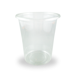 200ml (75Dx85) Clear Round PET Food Plastic Container