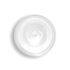 Lid for 2oz / 50ml (60D) Clear Sauce Plastic Container