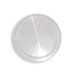 Lid for 70/120ml (76D) Clear Sauce Plastic Container