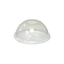 12(Squat Only)/14/16/20oz Clear Plastic Dome Lid
