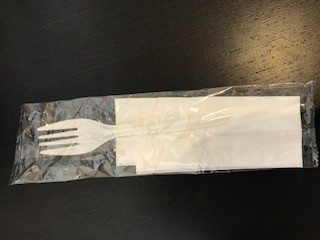 Fork, Napkin Pack