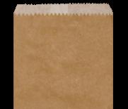 2W/Wide (203wx200h) GPL Paper Bag