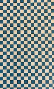Blue Check (190x300) Extra Thick Greaseproof Paper