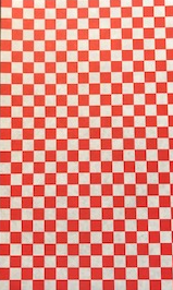 Red Check (190x300) Extra Thick Greaseproof Paper