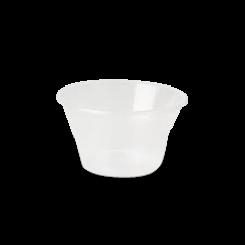 190ml (90Dx50) Clear PP Plastic Sundae Cup