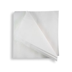 Quilted QT (1/4F 310x310) White Luncheon Napkin