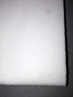 Linen Look GT (1/8F 400x400) White Dinner Napkin