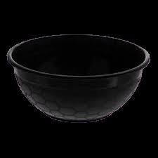1050ml (175Dx75) Black Noodle Bowl