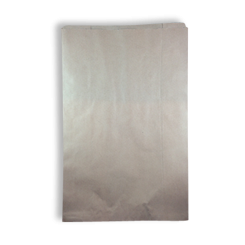 Double Bread (280+60x380h) Brown Paper Bag
