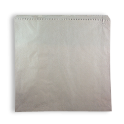 Square Sponge / 6 Square (290wx280h) Brown Paper Bag