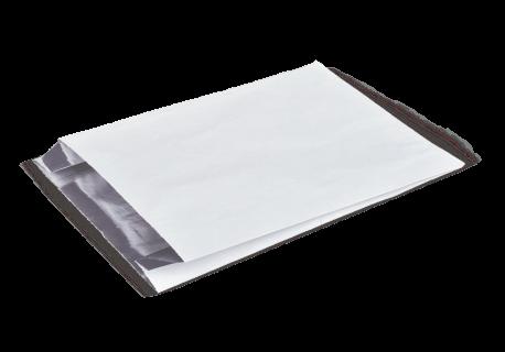 Chicken Large (167w+56x320h) Plain Foil Paper Bag