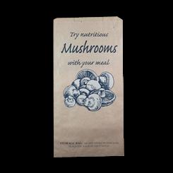 Mushroom (150+80x280) HWS Printed Paper Bag