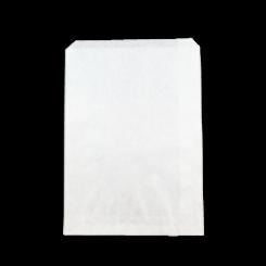 1F/Long (140x180h) White Paper Bag