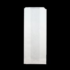 2SO (115+50x240h) White Paper Bag