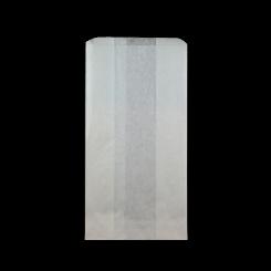 3SO (127w+75x240h) Glassine Paper Bag