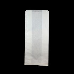 4SO (127w+75x280h) Glassine Paper Bag