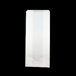 4SO (127+75x280h) White Paper Bag