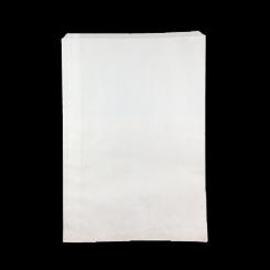 Long Sponge (290x340h) White Paper Bag