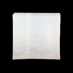 Square Sponge/6 Sqr (290x280h) White Paper Bag