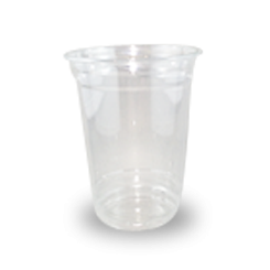 10oz / 285ml (78Dx103) PET SupaClear Cold Drink Cup