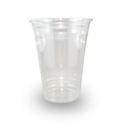 12oz / 380ml (92Dx108) PET SupaClear Cold Drink Cup