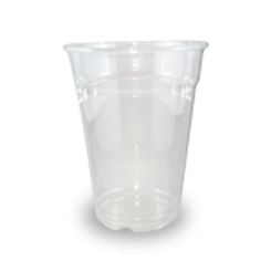15oz / 425ml (90Dx117) PET SupaClear Cold Drink Cup