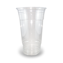24oz / 670ml (98Dx154) PET SupaClear Cold Drink Cup