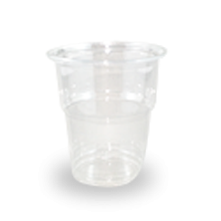 6oz/180ml (74Dx80) PET SupaClear Cold Drink Cup