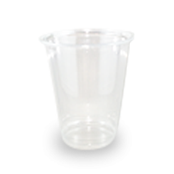 7oz / 200ml (74Dx88) PET SupaClear Cold Drink Cup