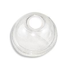 Dome Lid for 12oz / 380ml (92D) PET Cup