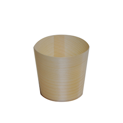 Large (60Dx60h) Pine Cup
