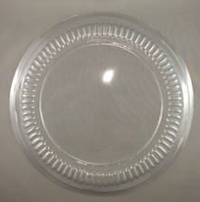 12inch Clear Round Dome Platter Lid