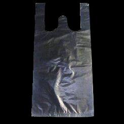 Jumbo Blue CoEx (310+210x620h) Plastic Singlet Bag