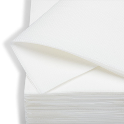 Quilted QT (1/4F 400x400) White Dinner Napkin