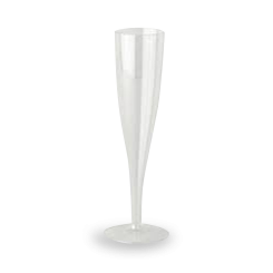 135ml Single Stem Champagne Flute