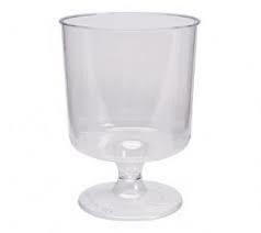 170ml (67Dx83) Styrene Wine Glass