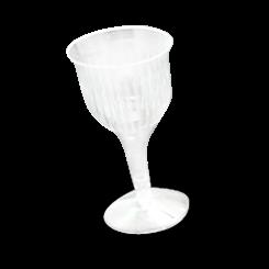 200ml/150ml Serve (74Dx145) Gourmet Styrene Wine Goblet