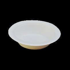 16oz (480ml) Sugarcane Bagasse Bowl