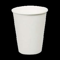 65oz 45DBasex72DTopx95h Plain White Vending Coffee Cup