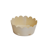 Medium (100Dx45) Round Wooden Baking Mould