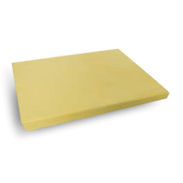1/2 (330x400m) White Bleached Greaseproof Paper Sheets