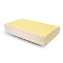 1/3 (220x400m) White Bleached Greaseproof Paper Sheets