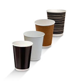 Double Wall Coffee Cups